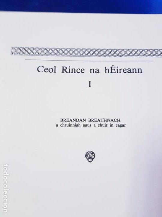 Instrumentos musicales: LIBRO/CUADERNO-CEOL RINCENA HÉIREANN-CUID 1-BREANDAN BREATHNACH-AN GUM-VER FOTOS - Foto 9 - 192398130