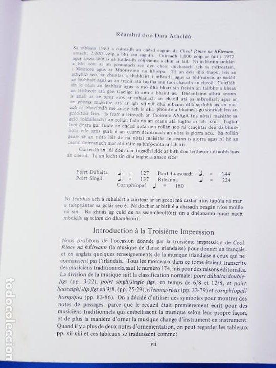 Instrumentos musicales: LIBRO/CUADERNO-CEOL RINCENA HÉIREANN-CUID 1-BREANDAN BREATHNACH-AN GUM-VER FOTOS - Foto 14 - 192398130
