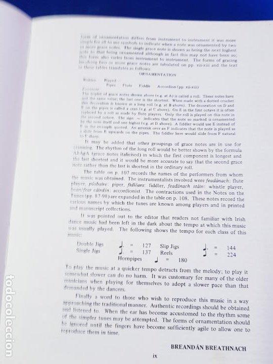 Instrumentos musicales: LIBRO/CUADERNO-CEOL RINCENA HÉIREANN-CUID 1-BREANDAN BREATHNACH-AN GUM-VER FOTOS - Foto 15 - 192398130