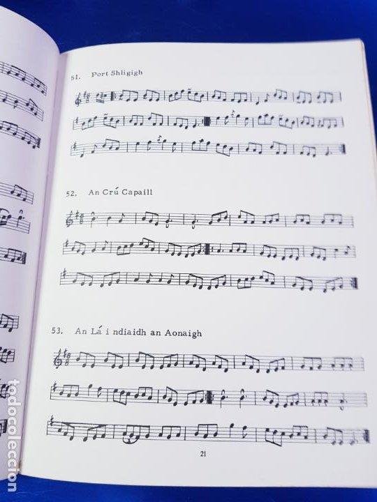 Instrumentos musicales: LIBRO/CUADERNO-CEOL RINCENA HÉIREANN-CUID 1-BREANDAN BREATHNACH-AN GUM-VER FOTOS - Foto 16 - 192398130