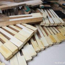 Instrumentos Musicais: LOTE 85 TECLAS PIANO ALEMAN SIGLO XIX -50 MARFIL Y 35 EBANO. Lote 192547358