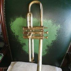 Instrumentos musicales: TROMPETA BESSON WESTMINSTER. INGLATERRA. AÑOS 50-60.LEER DESCRIPCIÓN. Lote 192693206