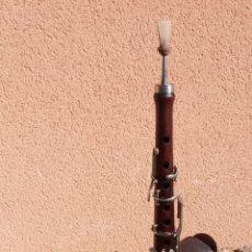 Instrumentos musicales: DULZAINA ANTIGUA. CONSTRUCTOR VICTORINO ARROYO.. Lote 192870247