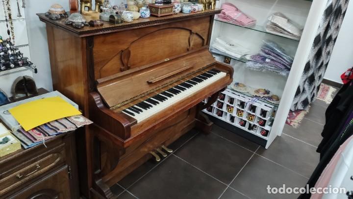 PIANO BACH J.S (Música - Instrumentos Musicales - Pianos Antiguos)