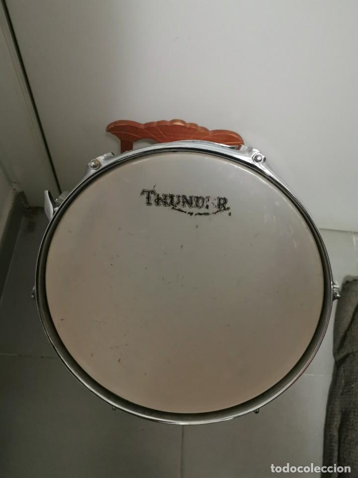 Instrumentos musicales: Tom(batería) marca Thunder. 1 - Foto 2 - 192930628