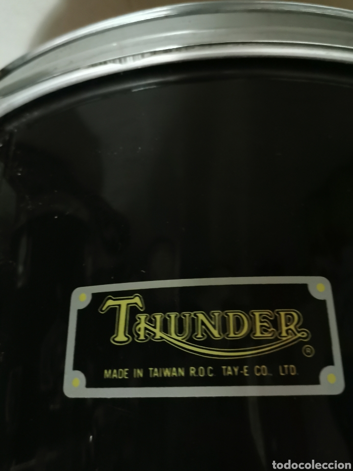 Instrumentos musicales: Tom de pie de batería thunder. - Foto 3 - 192931326
