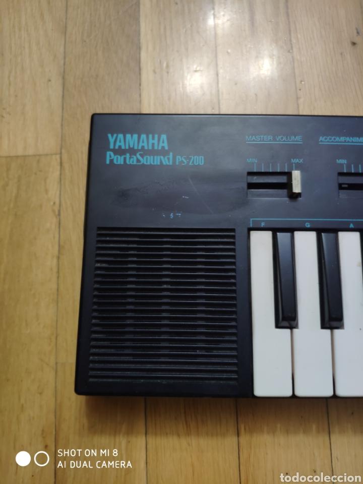 Instrumentos musicales: YAMAHA PORTASOUND PS-200 - Foto 2 - 193178308
