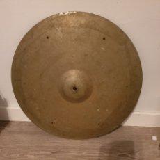 Instrumentos musicales: PAISTE DIXIE RIDE/CRAHS 20 AÑOS 60/70 VINTAGE. Lote 193324720