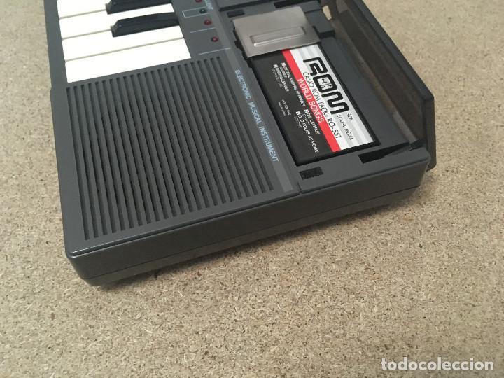 Instrumentos musicales: Organo Casio PT-87 con ROM RO-551 - Foto 3 - 193415158
