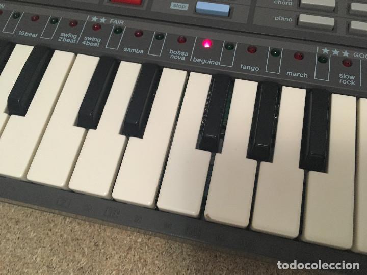 Instrumentos musicales: Organo Casio PT-87 con ROM RO-551 - Foto 8 - 193415158