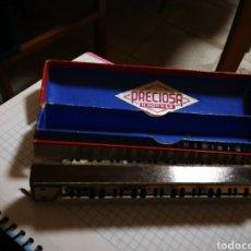 Instrumentos musicales: M. HONNER ARMONICA PRECIOSA. Lote 193443578