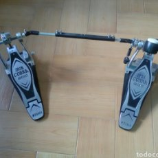 Instrumentos musicales: DOBLE PEDAL. Lote 193448763