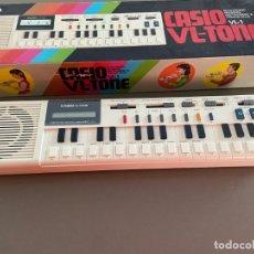Instrumentos musicales: TECLADO CASIO VL1 TONE PORTATIL 1979. Lote 193631016