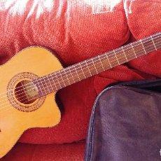 Instrumentos musicales: IBANEZ GA6CE AM GUITARRA CLÁSICA ELECTRIFICADA. Lote 193781690