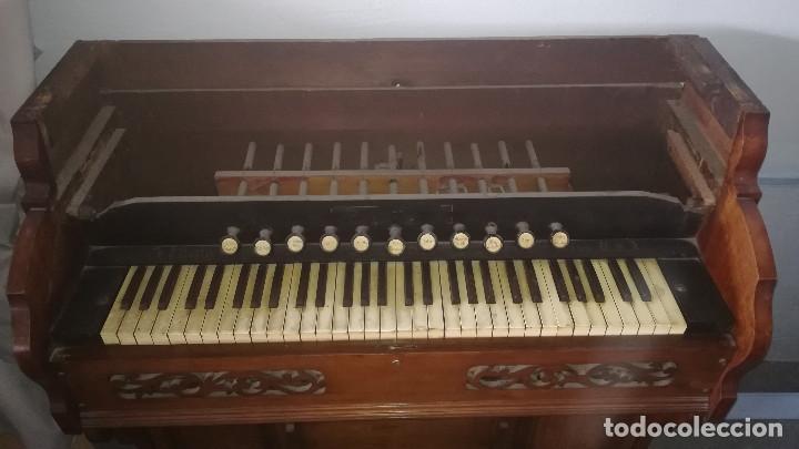 Instrumentos musicales: ARMONIO AMERICANO - Foto 5 - 182987486