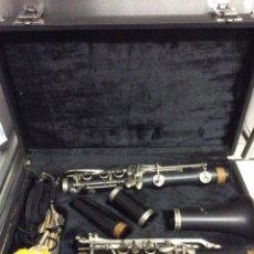 Instrumentos musicales: CLARINETE ARTEMÍS, VINTAGE. Lote 193854228