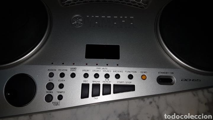 Instrumentos musicales: Bateria electrónica YAMAHA DD65 - Foto 3 - 193865691