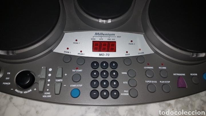 Instrumentos musicales: Bateria electrónica MILLENIUM MD 70 - Foto 2 - 193865773