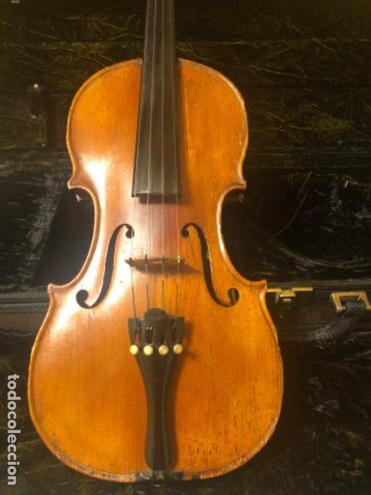 Instrumentos musicales: Violin Antiguo - Foto 2 - 193940351