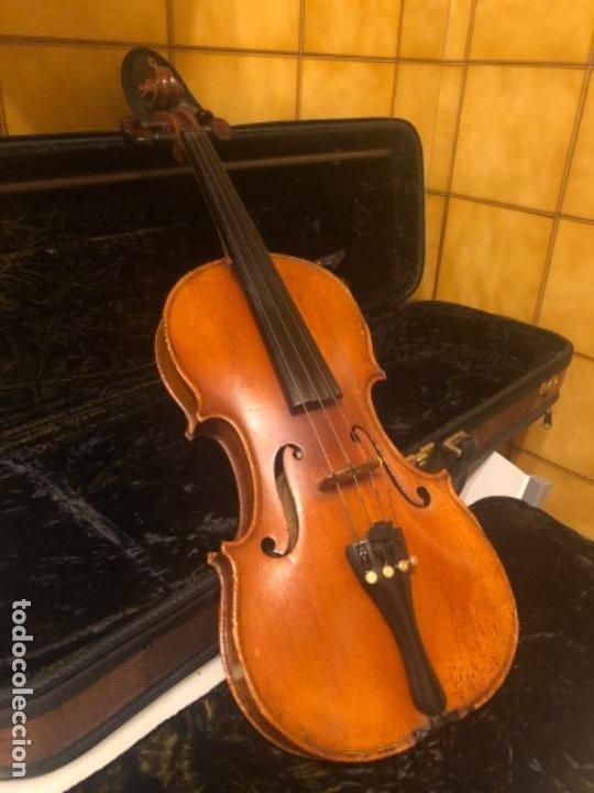 Instrumentos musicales: Violin Antiguo - Foto 3 - 193940351