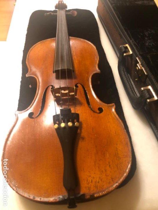 Instrumentos musicales: Violin Antiguo - Foto 4 - 193940351