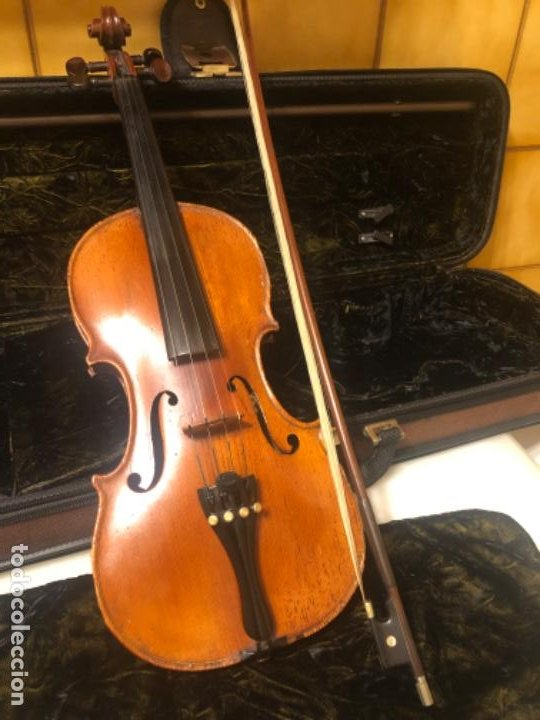 Instrumentos musicales: Violin Antiguo - Foto 5 - 193940351