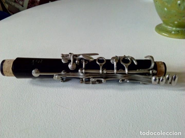 Instrumentos musicales: Clarinete Francés SML Lemaire vintage - Foto 4 - 193987090