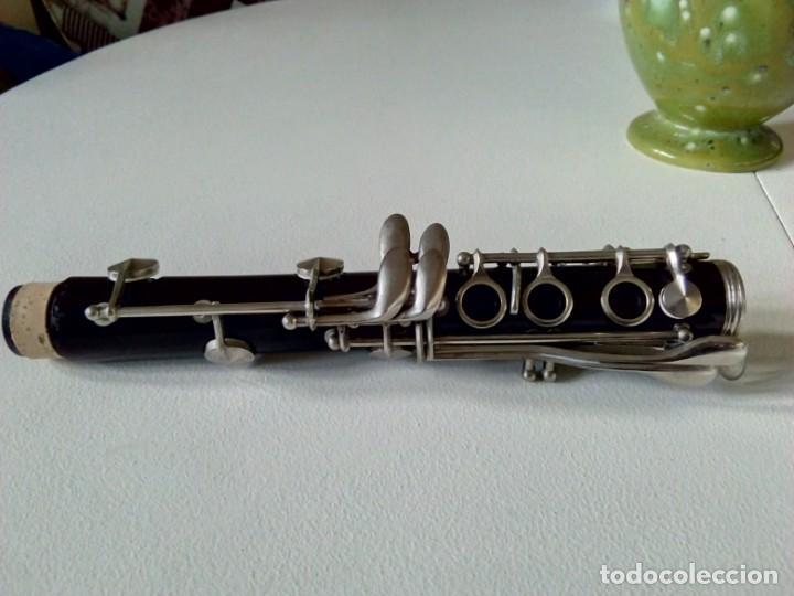Instrumentos musicales: Clarinete Francés SML Lemaire vintage - Foto 6 - 193987090