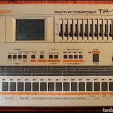 Instrumentos musicales: ROLAND TR 707 AÑOS 80 VINTAGE A TODA PRUEBA. Lote 194205790