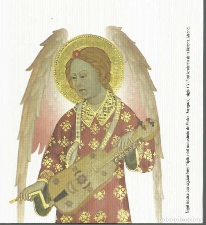 Instrumentos musicales: Instrumentos medievales, siglos XII - XV, Antonio Poves Oliván, Zarogoza 2013, 206 pág. - Foto 2 - 194223600