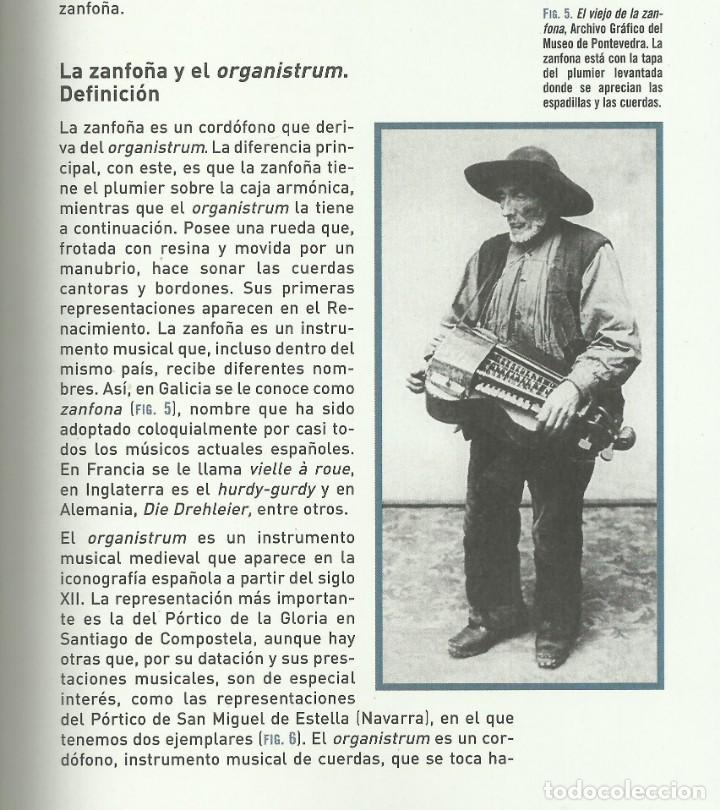Instrumentos musicales: Instrumentos medievales, siglos XII - XV, Antonio Poves Oliván, Zarogoza 2013, 206 pág. - Foto 4 - 194223600