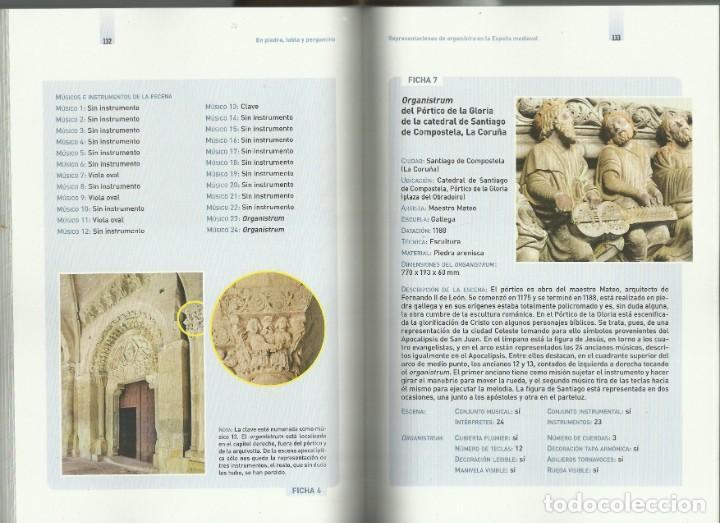 Instrumentos musicales: Instrumentos medievales, siglos XII - XV, Antonio Poves Oliván, Zarogoza 2013, 206 pág. - Foto 5 - 194223600