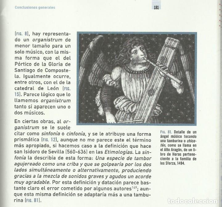 Instrumentos musicales: Instrumentos medievales, siglos XII - XV, Antonio Poves Oliván, Zarogoza 2013, 206 pág. - Foto 6 - 194223600