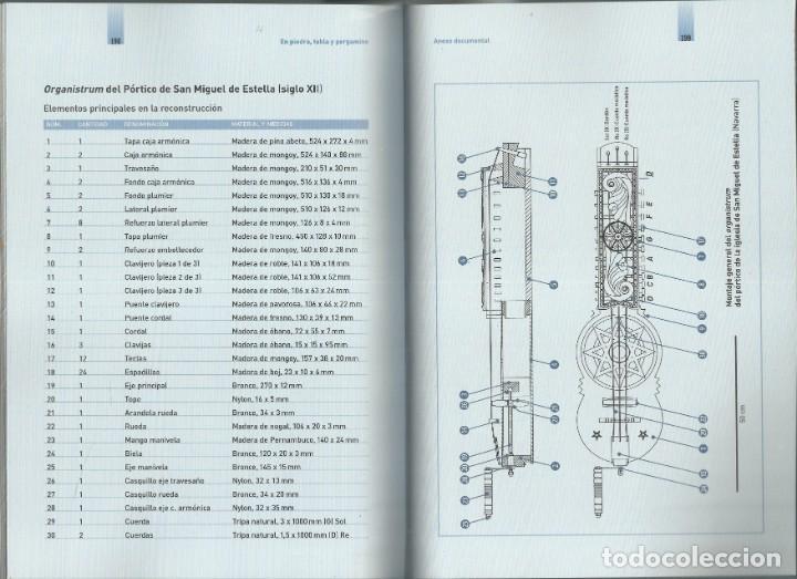 Instrumentos musicales: Instrumentos medievales, siglos XII - XV, Antonio Poves Oliván, Zarogoza 2013, 206 pág. - Foto 7 - 194223600