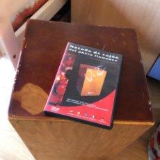 Instrumentos musicales: MÉTODO CAJÒN DEL NUEVO FLAMENCO POR XAVI JIMENEZ CLIMENT CAJÒN + DVD . Lote 194516723