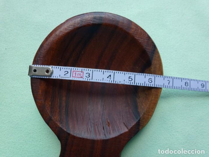 Instrumentos musicales: Antiguas Castañuelas Granadillo - Jacaranda - Grandes - Foto 9 - 194526053