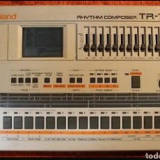 Instrumentos musicales: ROLAND TR 707. Lote 194537142