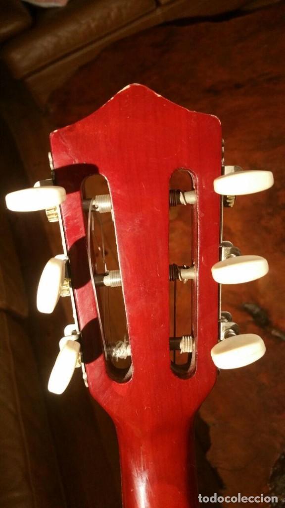 Instrumentos musicales: Pequeña guitarra o requinto para niño, marca Bomtempi 78 cm - Foto 6 - 194545846