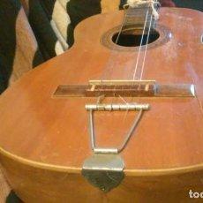 Instrumentos musicales: LOTE 5 GUITARRAS ESPAÑOLAS ANTIGUAS DE FLAMENCO. Lote 174213333