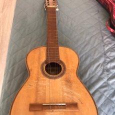 Instrumentos musicales: GUITARRA ANTIGUA. Lote 194594987