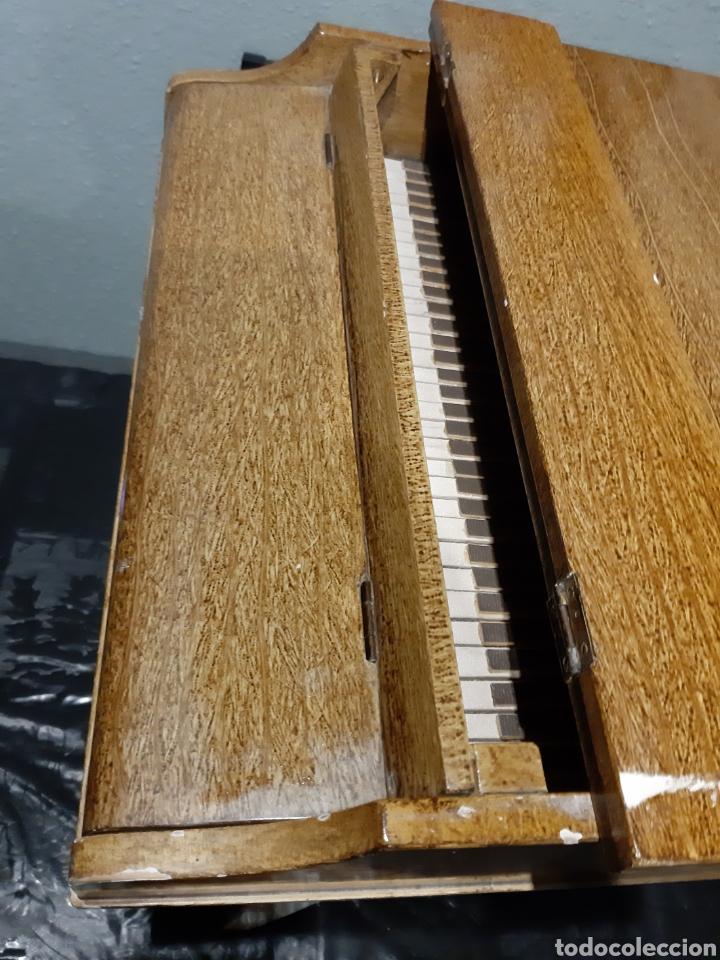 Instrumentos musicales: PIANO DE MADERA FAVENTIA. - Foto 5 - 194599440