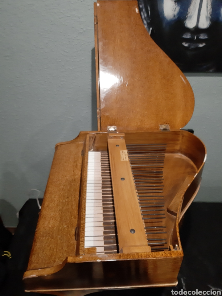Instrumentos musicales: PIANO DE MADERA FAVENTIA. - Foto 6 - 194599440
