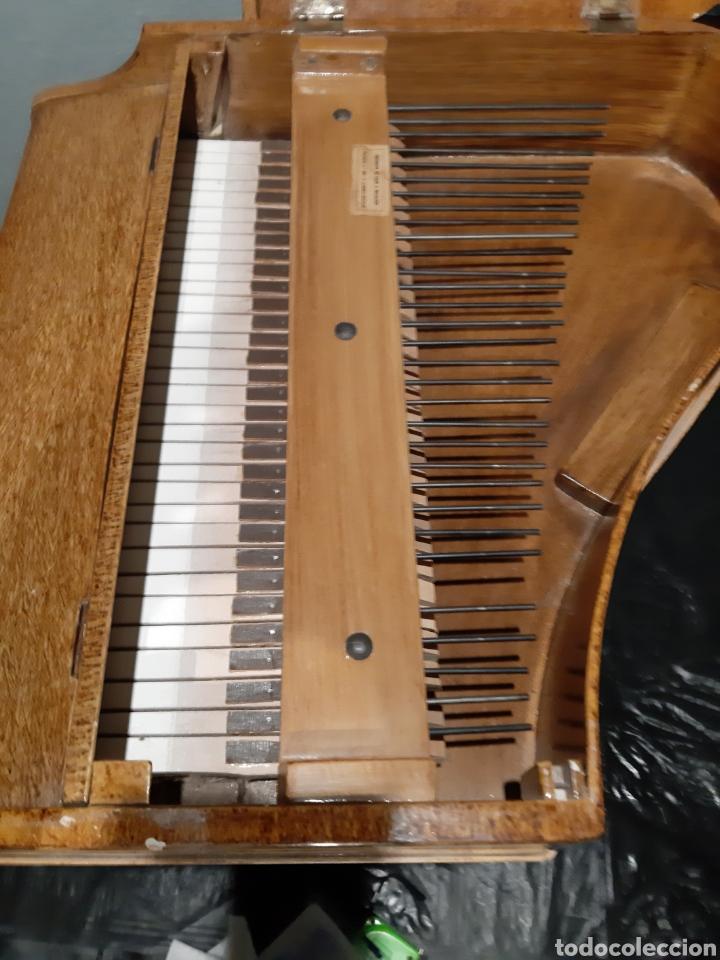 Instrumentos musicales: PIANO DE MADERA FAVENTIA. - Foto 7 - 194599440