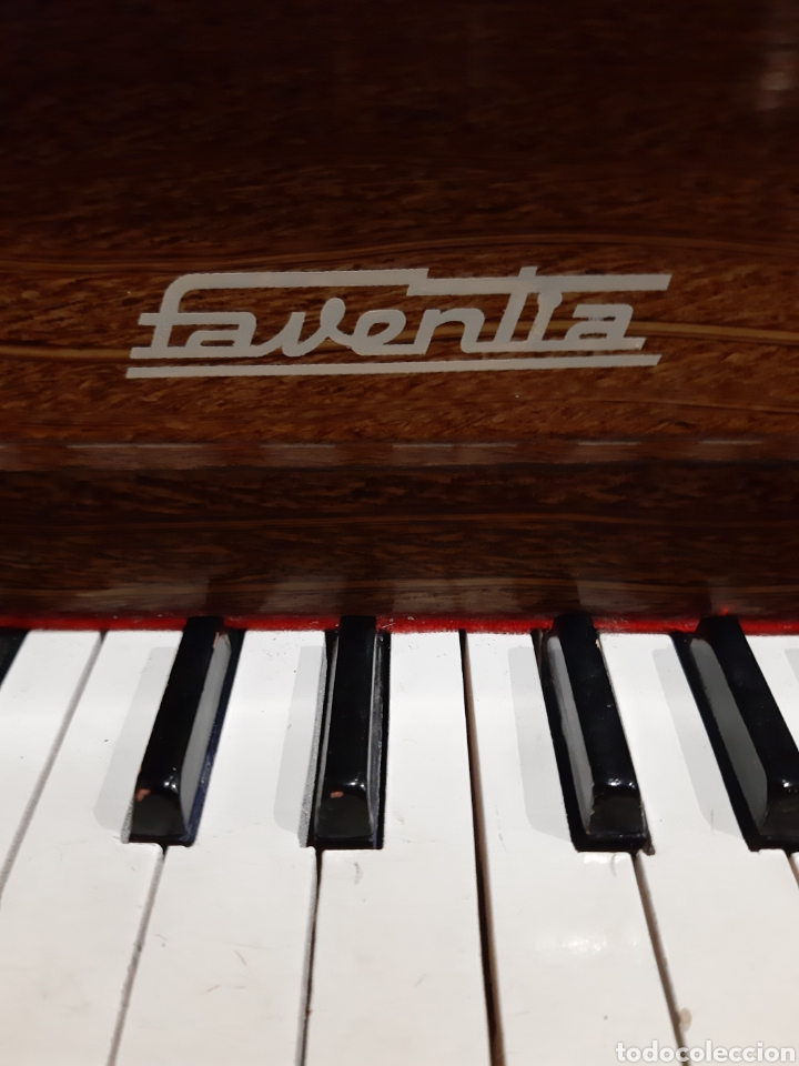 Instrumentos musicales: PIANO DE MADERA FAVENTIA. - Foto 9 - 194599440