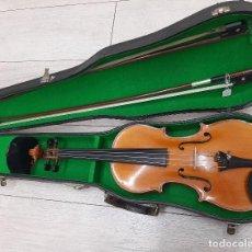Instrumentos musicales: VIOLIN ANTIGUO 3/4 - PRINCIPIOS S. XX - COPIA STRADIVARIUS - RESTAURADO. Lote 194623161
