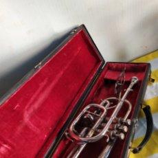 Instrumentos musicales: ESPECTACULAR INSTRUMENTO MUSICAL EN ESTUCHE PARÍS SIGLO XIX. Lote 194676917