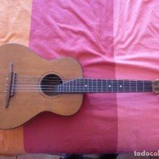 Instrumentos musicales: ANTIGUA GUITARRA PETER HARLAN. Lote 194698735