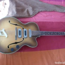 Instrumentos musicales: GRAN GUITARRA JAZZ MEINEL&HEROLD. Lote 194699205
