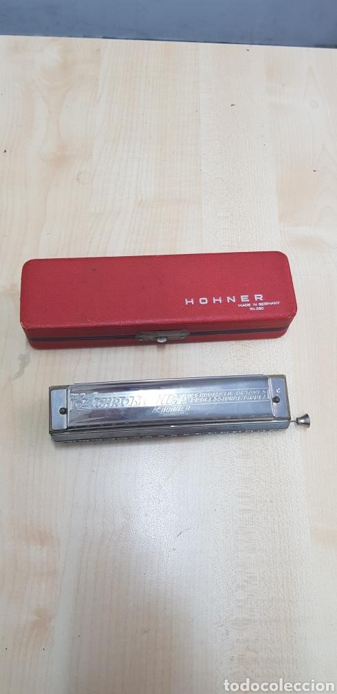 Instrumentos musicales: HARMONICA HOHNER - Foto 2 - 194715373