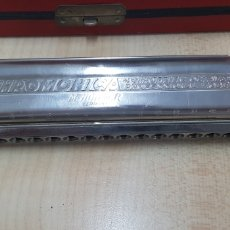 Instrumentos musicales: HARMONICA HOHNER. Lote 194715373